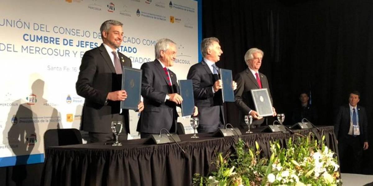 Presidente Piñera dio otro paso clave rumbo al sueño de Chile en el Mundial de fútbol 2030