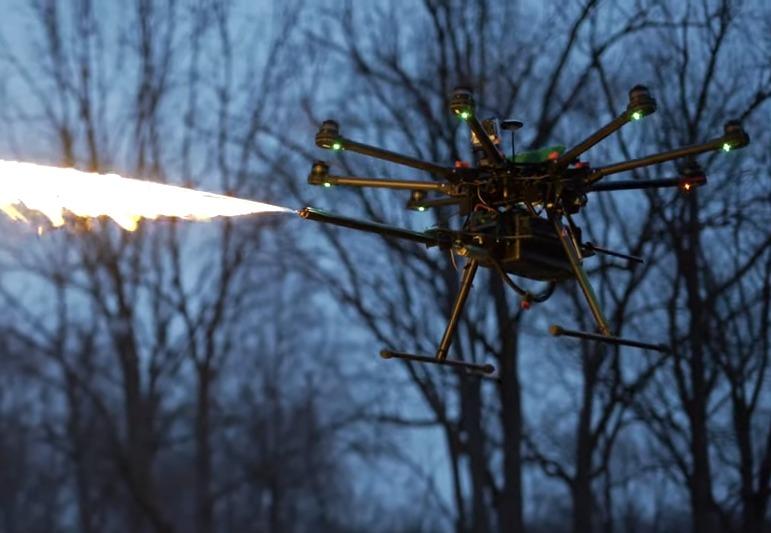 Hacen público video donde se ve a un F-15 destruyendo un dron iraní