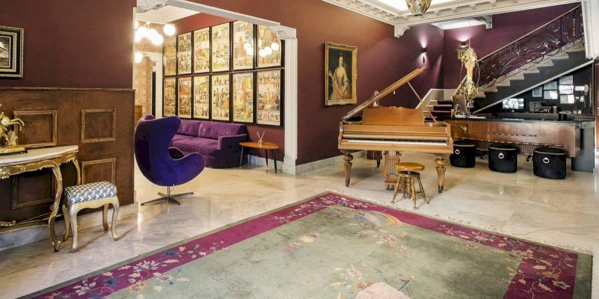 Un hotel que provoca una sublime experiencia en la CDMX