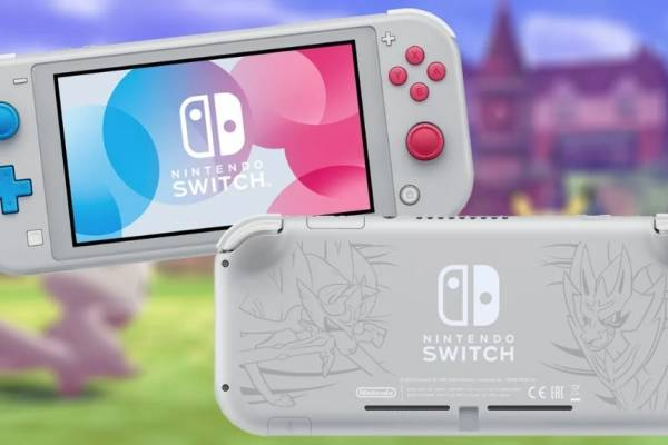 Resultado de imagen para switch lite pokemon