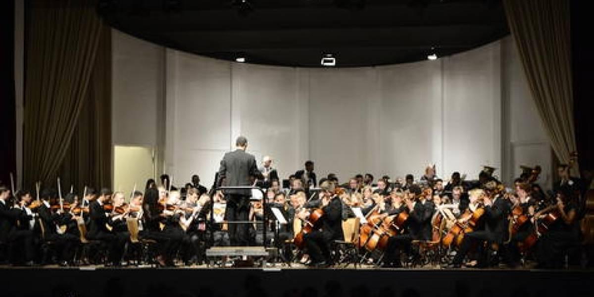 Sinfónica Nacional Juvenil emociona al público en Hamburgo