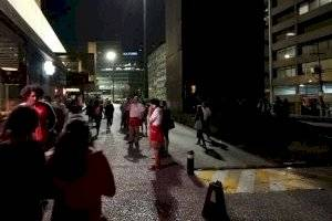 Se registra sismo magnitud 2.9 en la Ciudad de México