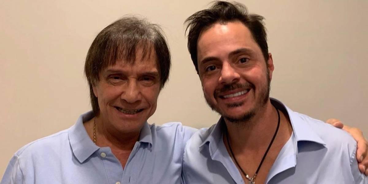 Conheça o segredo da cabeleira de Roberto Carlos