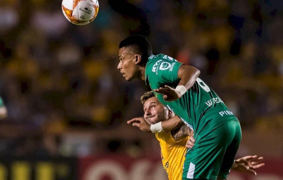 El promisorio paraguayo Walter González, llega a préstamo a Everton desde León / Foto: Getty Images