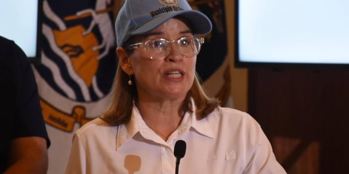 Alcaldesa de San Juan exige a FEMA no discriminar a Puerto Rico al momento de adquirir suministros médicos en mercado internacional
