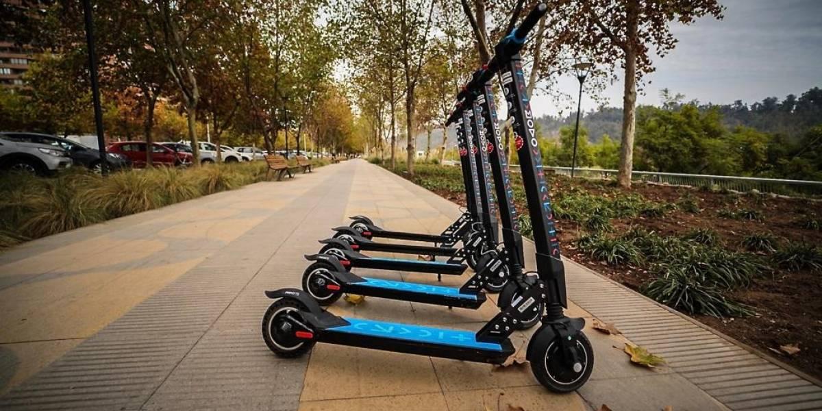Cabify ahora integra el servicio de scooters eléctricos Movo