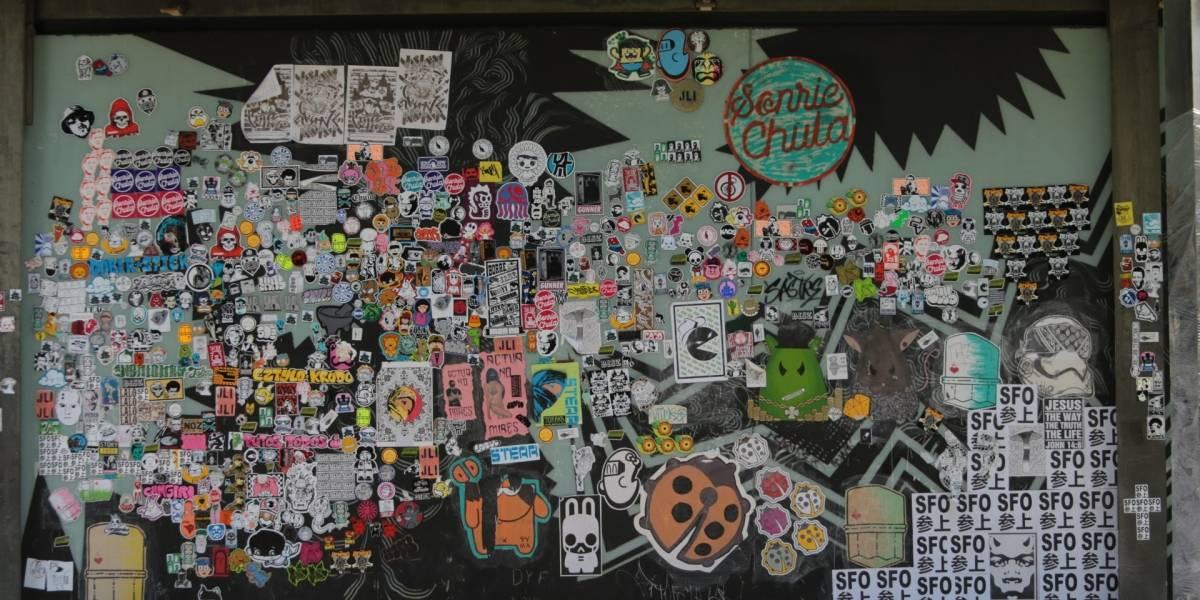 Callegenera sigue alentando el arte urbano