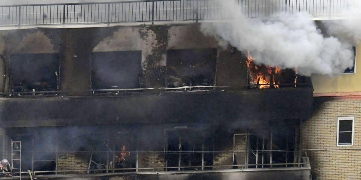 Incêndio criminoso em estúdio de animação mata 33 no Japão
