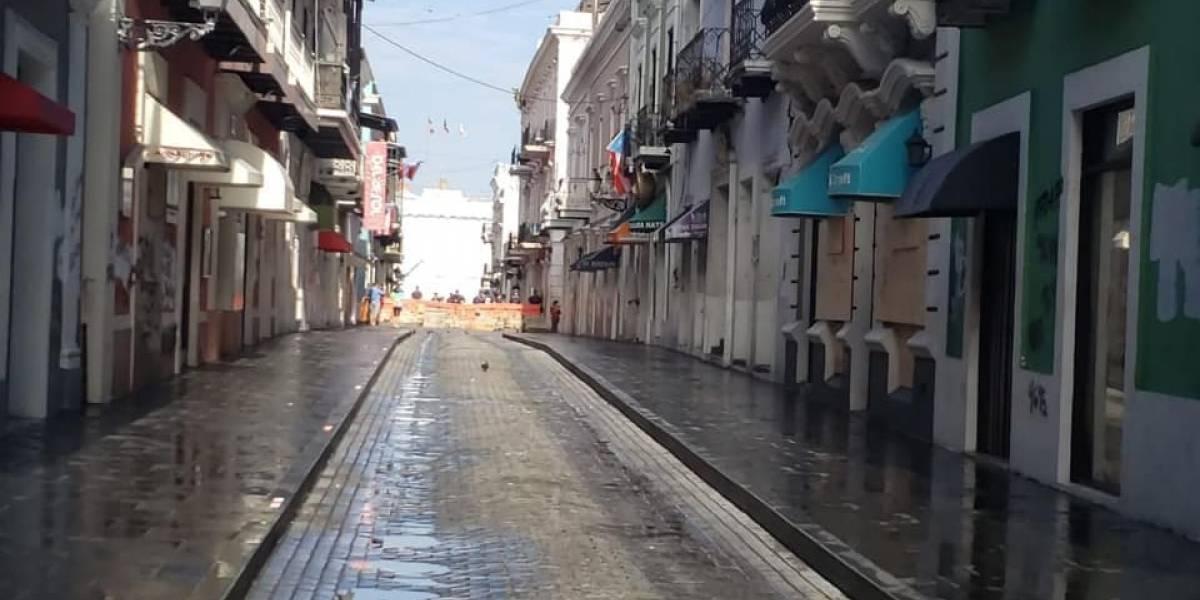 Calles del Viejo San Juan cerrarán la próxima semana para reparaciones