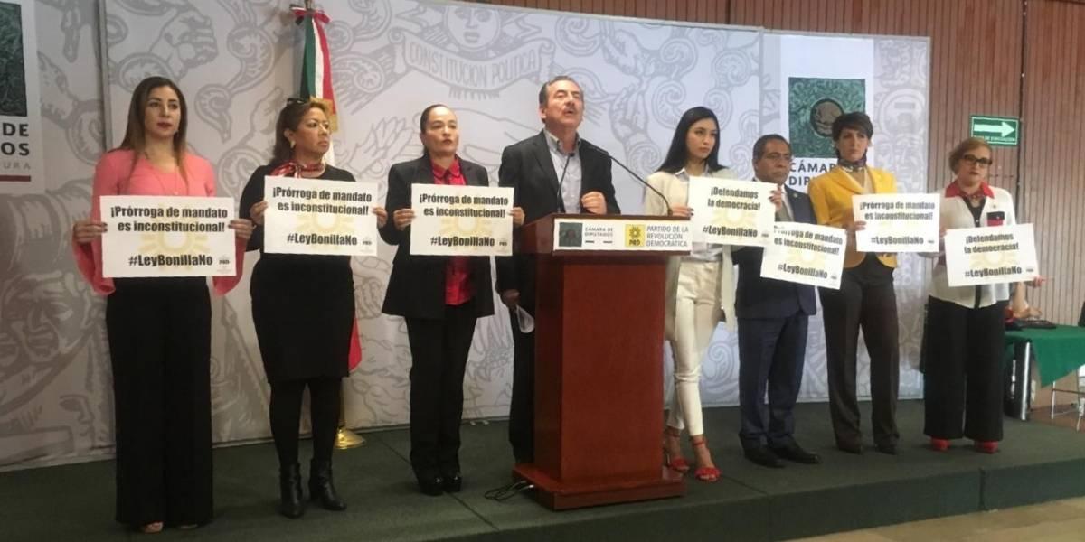 PRD pide juicio político contra legisladores de Baja California