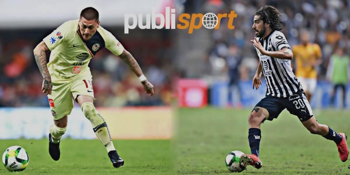América vs Monterrey, ¿dónde y a qué hora ver el partido de la J1 del AP 19?