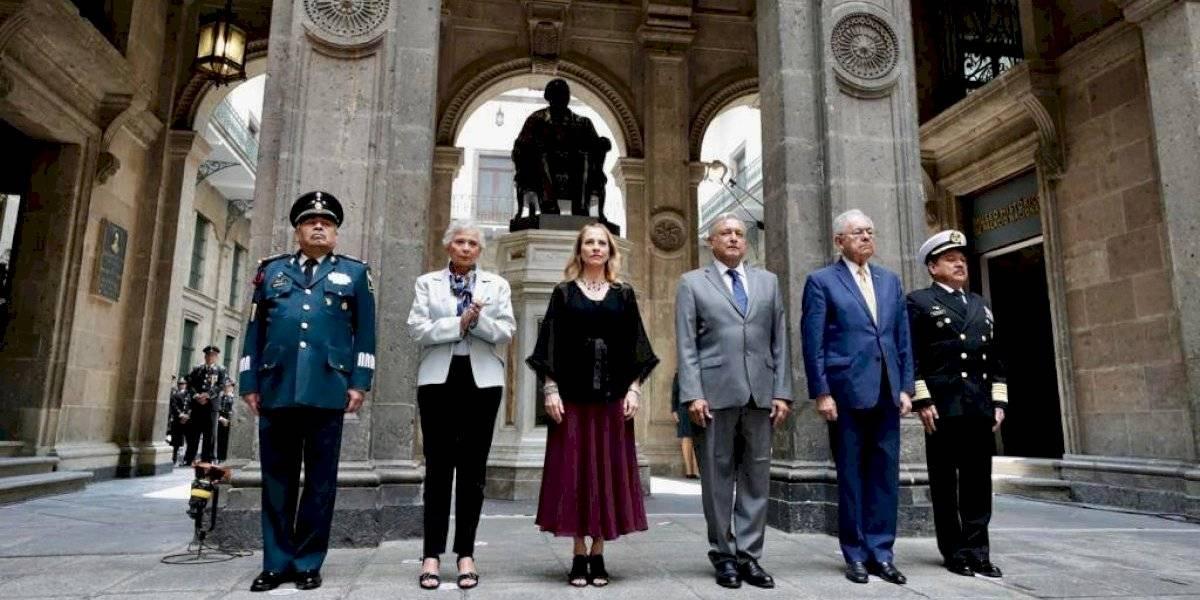 Cada 18 de julio conmemorará AMLO a Benito Juárez en Palacio Nacional