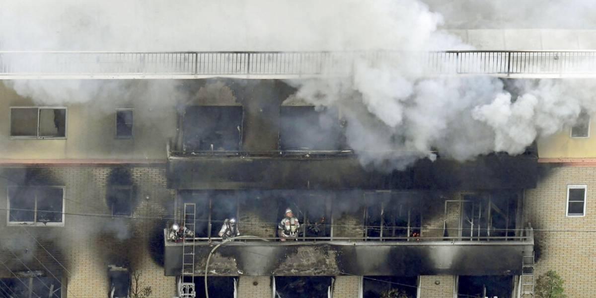 La industria del anime esta de luto: ataque incendiario a estudio Kyoto Animation deja más de 20 muertos
