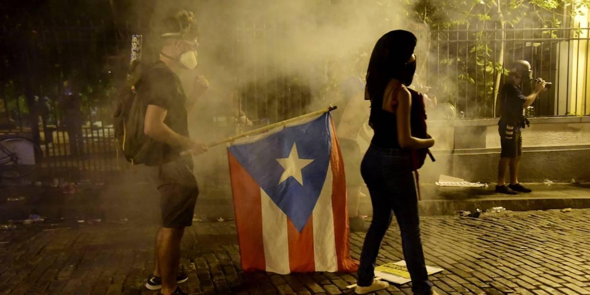 Trump arremete contra líderes políticos de Puerto Rico tras protestas