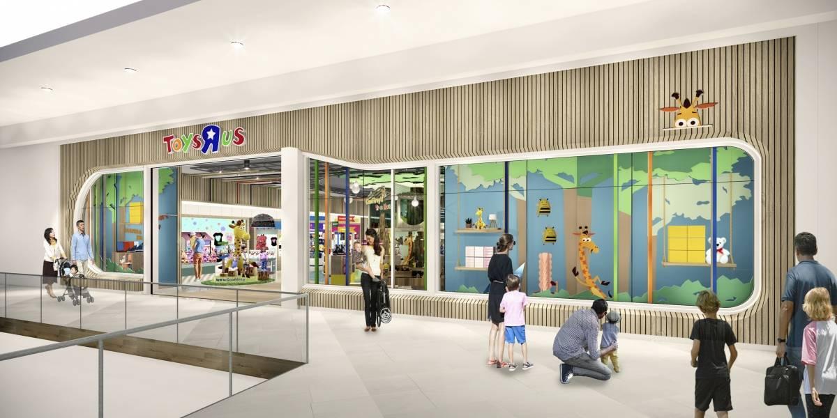 Tras declararse en bancarrota, Toys R Us regresa con dos nuevas tiendas