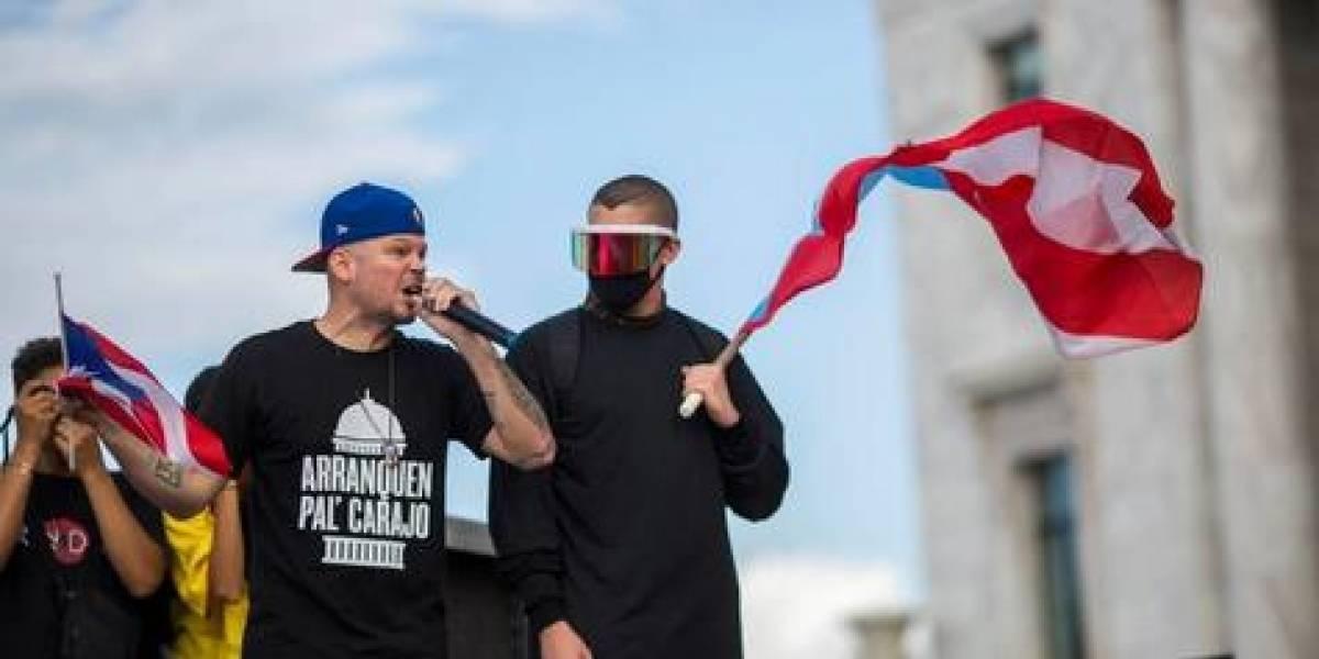 Artistas siguen pidiendo dimisión de Rosselló en Puerto Rico