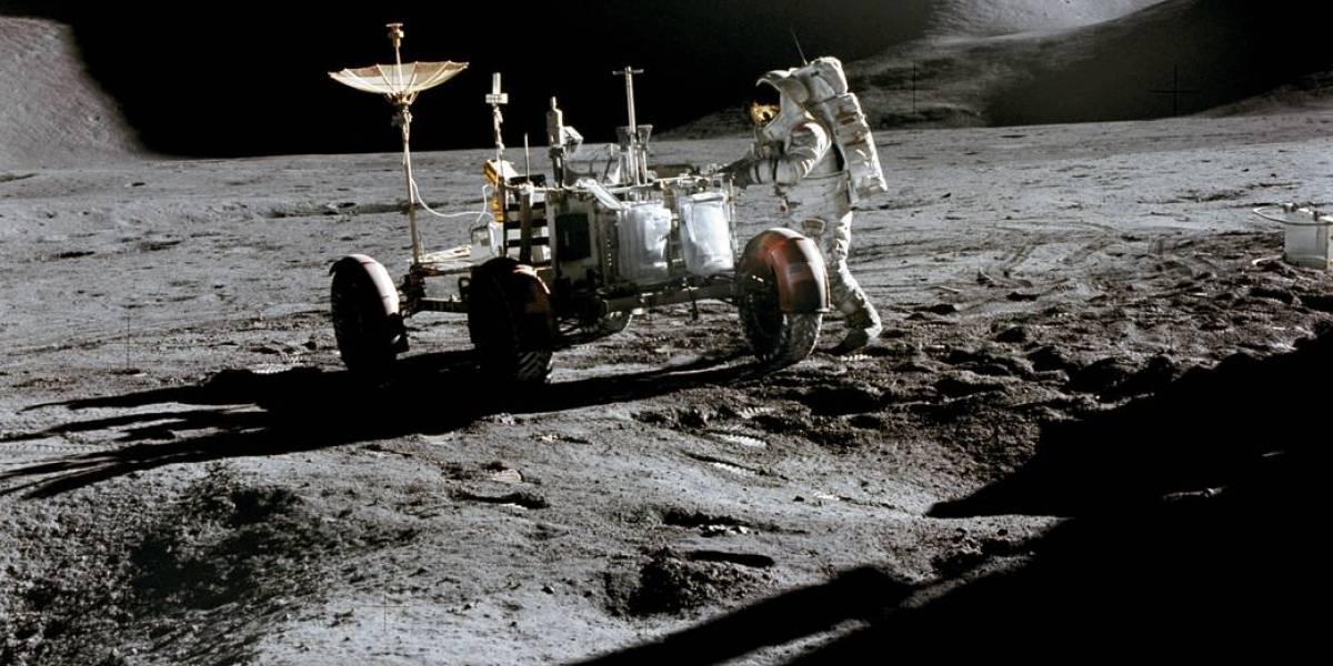 Autos de otro mundo: los vehículos lunares de las misiones Apollo