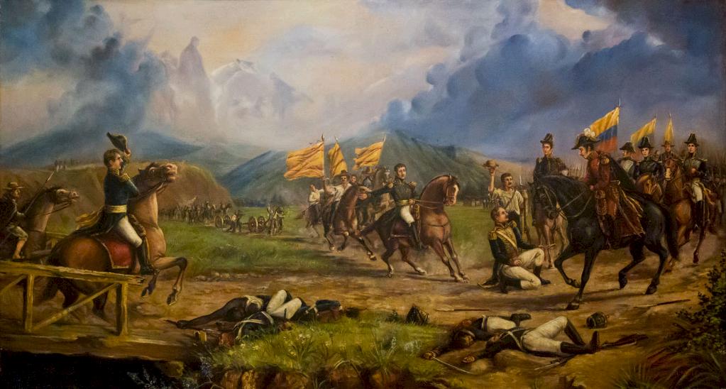 La celebración del Bicentenario de la Independencia se toma Bogotá