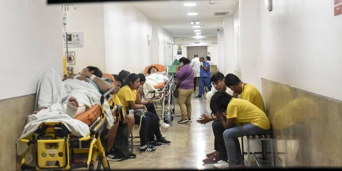 70 personas resultan intoxicadas en templo mormón de Cancún