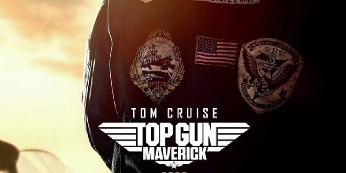 """¡Sorpresa! Lanzan primer tráiler de """"Top Gun: Maverick"""" con Tom Cruise en Comic-Con"""