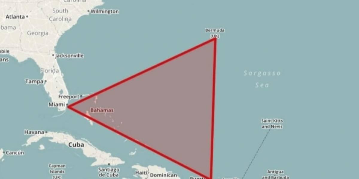 """Después del """"storm área 51"""": nuevo evento viral busca crear épica fiesta en el Triángulo de las Bermudas"""