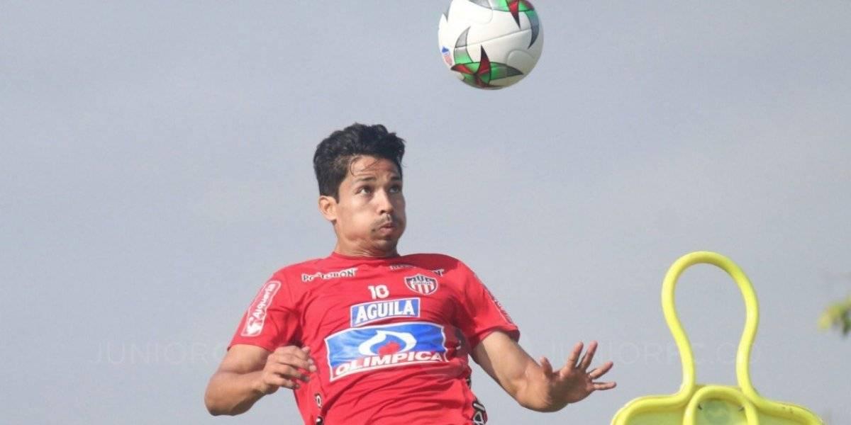 Siempre pasa algo, Matías: Fernández otra vez se lesionó y en Junior no pueden ver su mejor versión