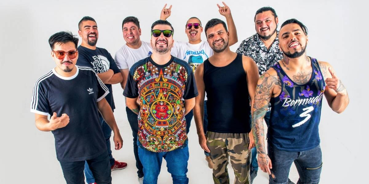 """Sonora 5 Estrellas presenta """"Corazón Cumbiero"""", su tercer disco"""