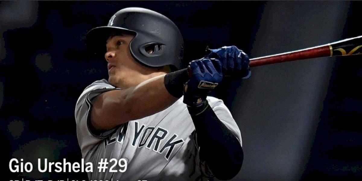 ¡Urshela sigue 'on fire'! Nuevo jonrón del colombiano para los Yankees