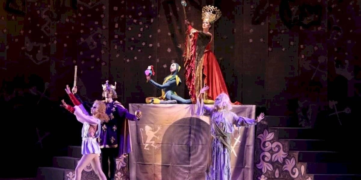 Obra de ballet clásico 'Carmina Burana' en Casa de la Música