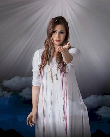 Carolina Rivas como María Magdalena. Fuente externa
