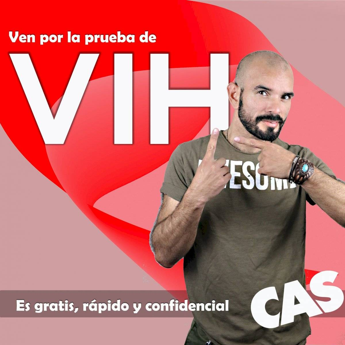 CAS, VIH