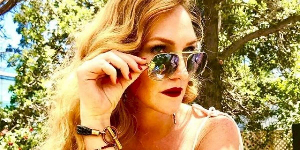 """El mea culpa de Catalina Pulido tras altercado con Carabineros: """"La cagué, di jugo y lo asumo"""""""