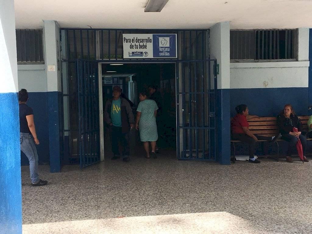 Centro de salud de la colonia Paraíso 2 no tiene insumos para fumigar. Foto: Jerson Ramos