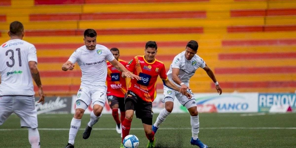 Comunicaciones no pudo ante Club Sport Herediano