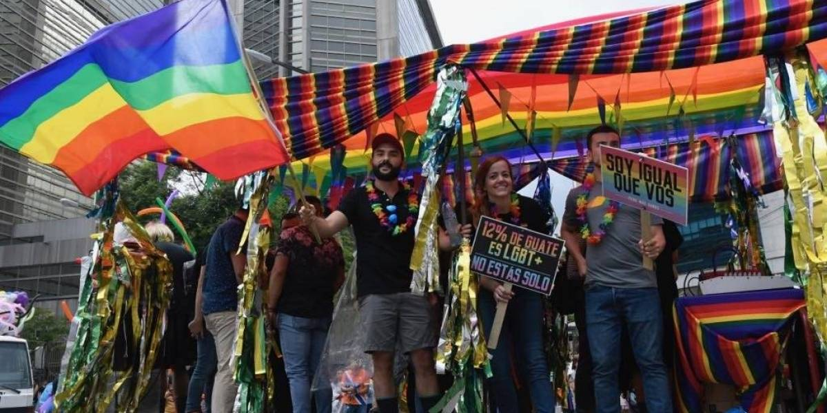 Piden respeto para el desfile de la diversidad sexual