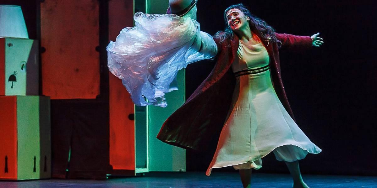 Con teatro gratis parten las vacaciones de invierno en Quilicura