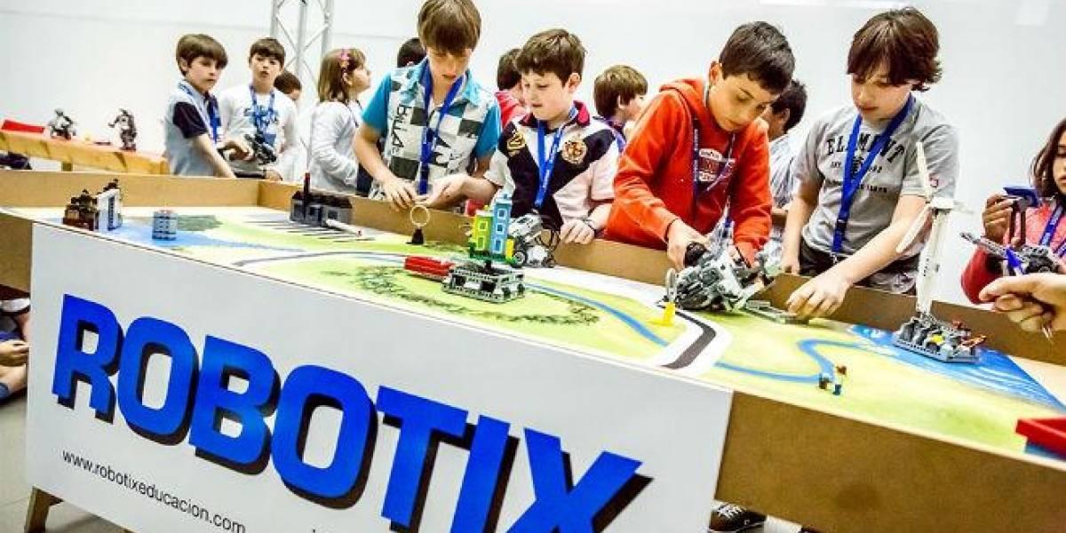 RobotiX apunta a que en un futuro la robótica sea parte de la educación básica en México