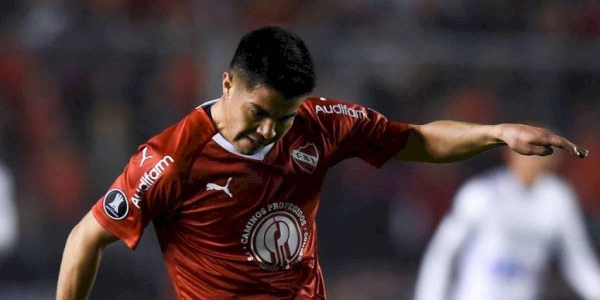 ¿Se queda? Beccacece le abre una opción al Gato Silva en Independiente