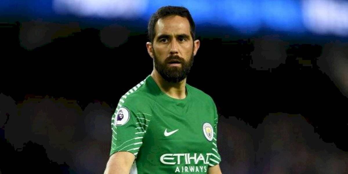 """El """"Bravo"""" futuro de Claudio en Manchester City: Suplente de Ederson y a luchar por más minutos"""