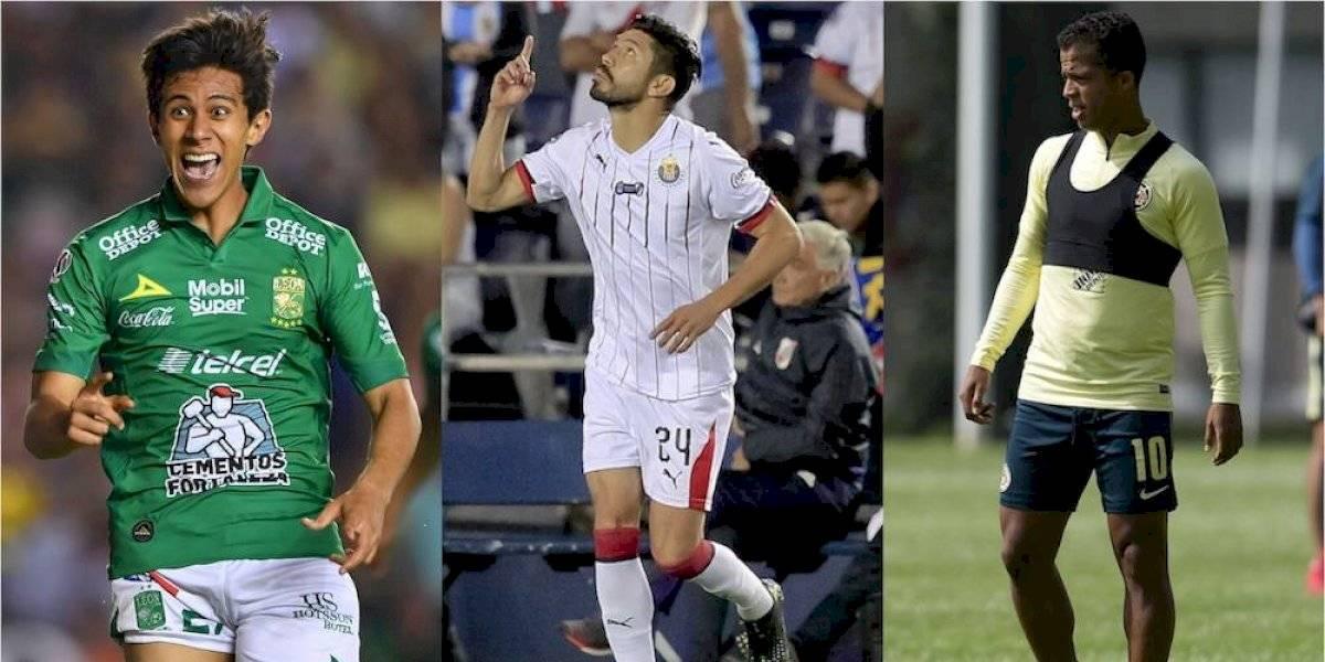 Los goleadores mexicanos que tendrá el Apertura 2019