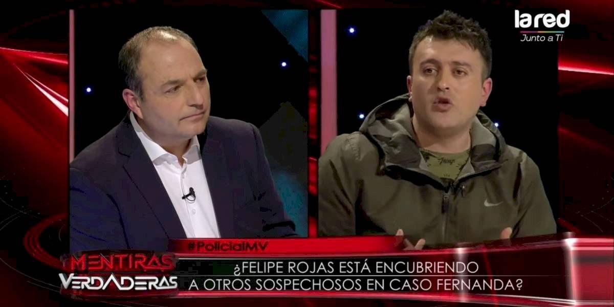 Jorge Hans pide disculpas a Luis Petersen y a la familia de Fernanda Maciel tras desubicado comentario