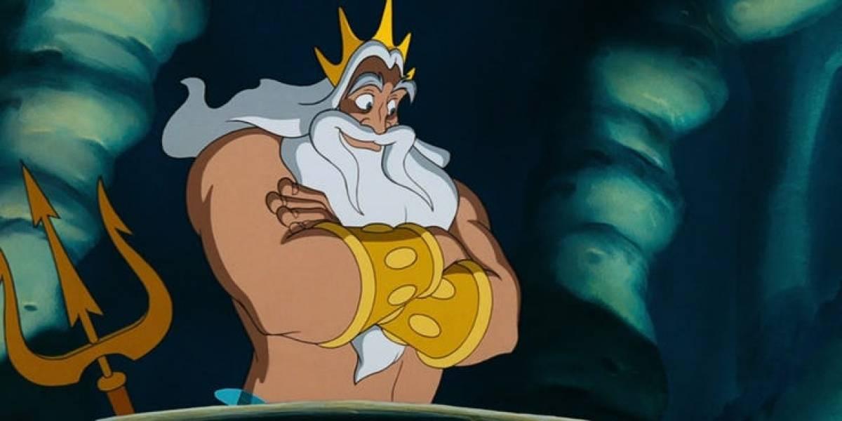 """Javier Bardem estaría en negociaciones para interpretar al Rey Tritón en """"La Sirenita"""""""