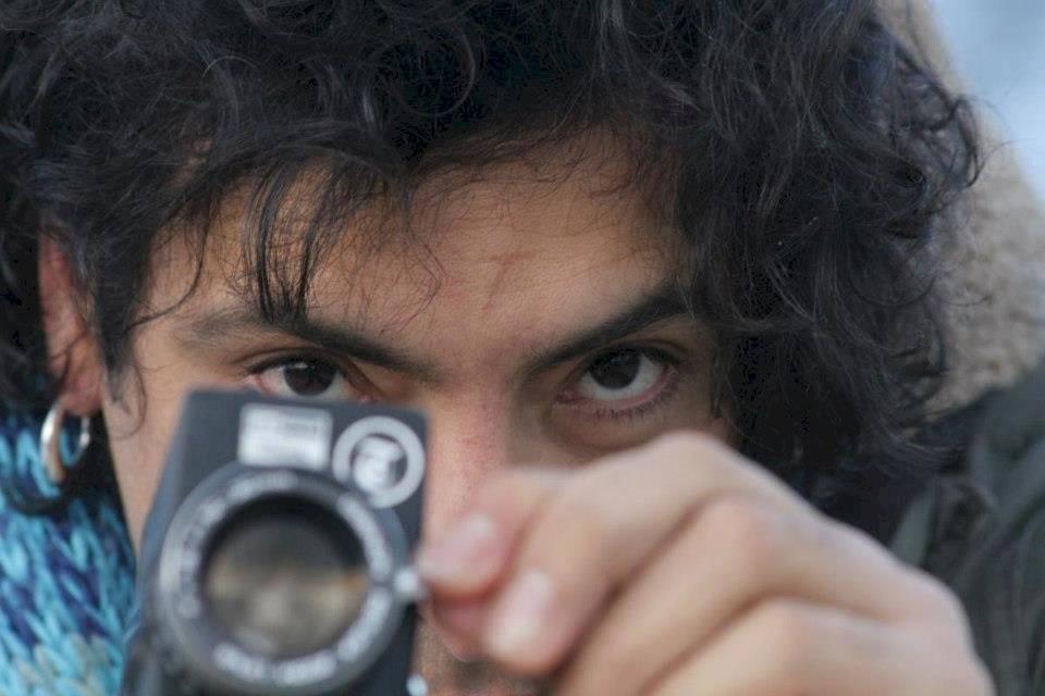 El cineasta Rey Sagbini. Lemuria