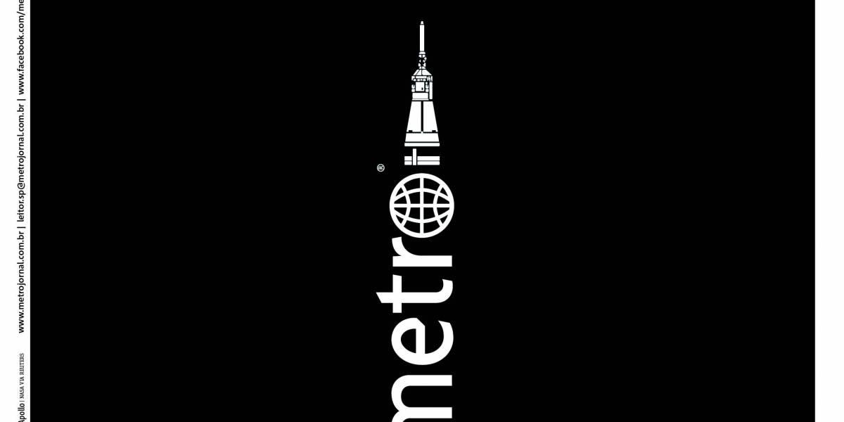 Metro Jornal celebra 50 anos da chegada do homem à Lua com edição especial