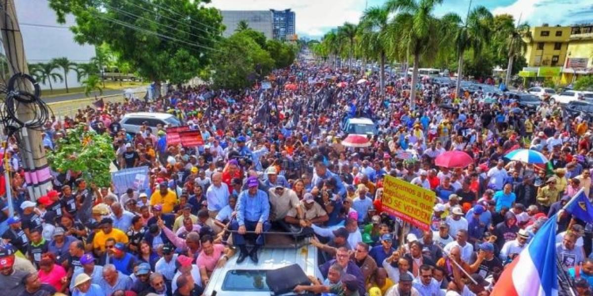 Lo que dejó la marcha de Leonel Fernández