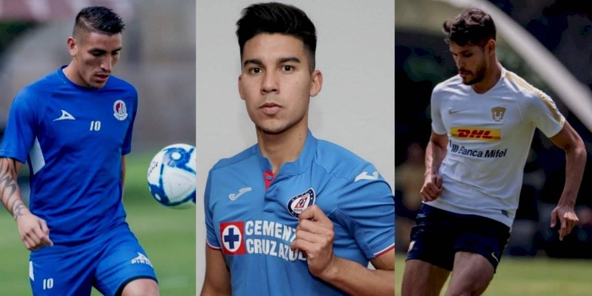 Los 7 mejores extranjeros que llegaron para el Apertura 2019