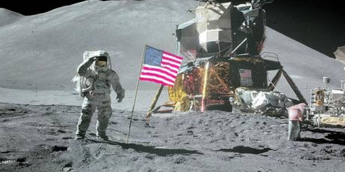 Misión Apolo: la llegada a la Luna vista como nunca antes