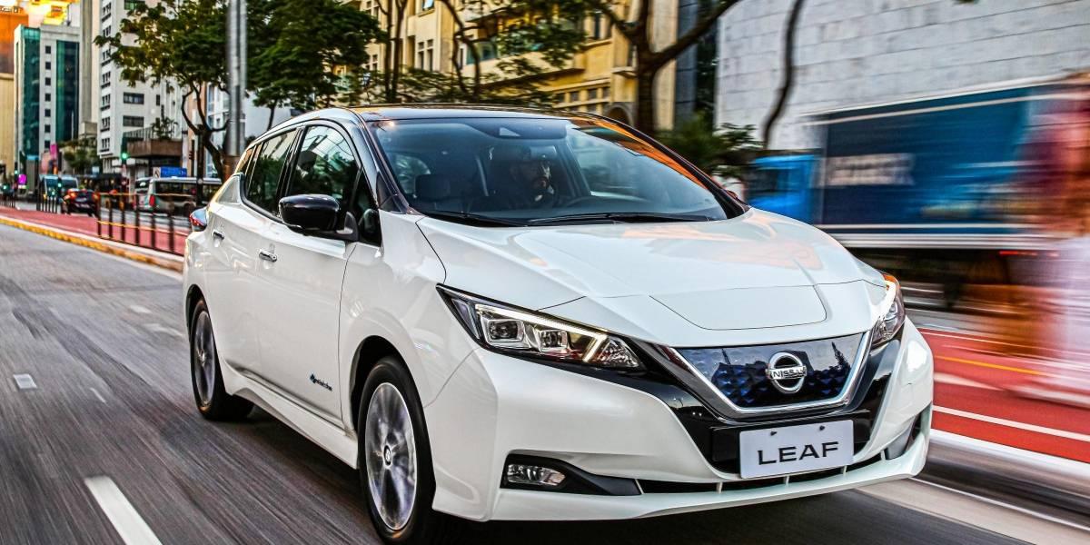 Fin a la espera: el Nissan Leaf ya está oficialmente en Chile