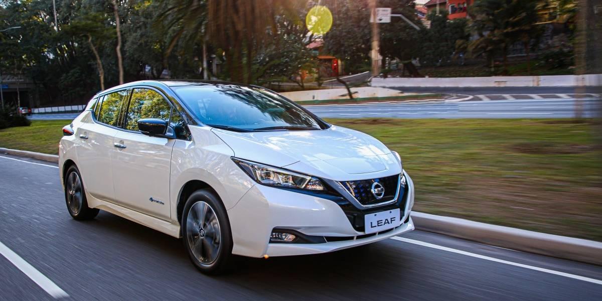 Nissan Leaf recorre cinco mil kilómetros por Chile