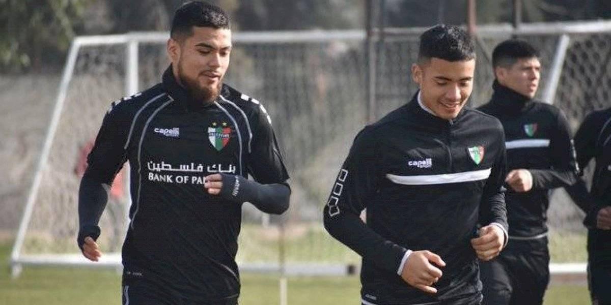 Te esperan River: Paulo Díaz entrena con Palestino antes de definir su futuro